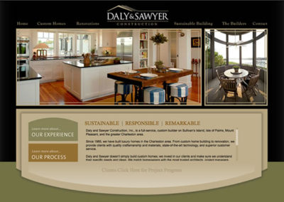 Daly & Sawyer Website