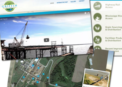 Griffin River Terminal Website